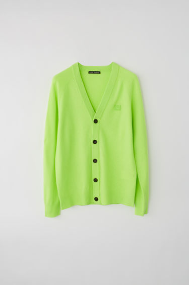 Face FA-UX-KNIT000009 Lime green 375x