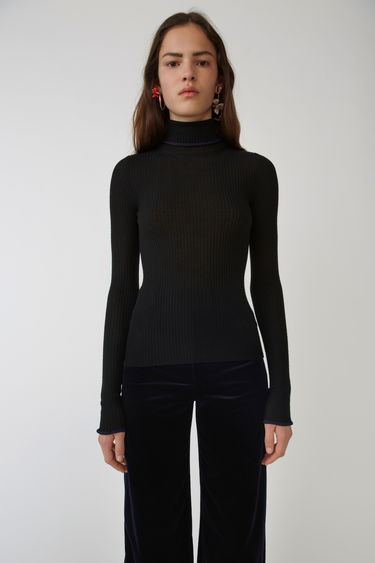 Acne Studios FN-WN-KNIT000021 Black 750x