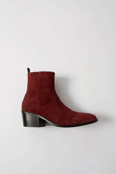 Johnny Winter Capsule BK-MW-SHOE000003 Burgundy 375x