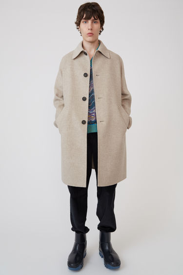 Acne Studios FN-MN-OUTW000017 オートミールメランジ 1 375x