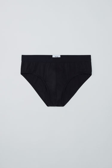 Underwear Harald Cotton Black 375x