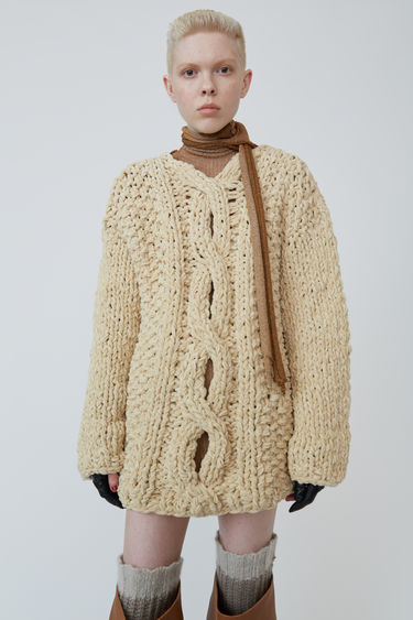 Ready-to-wear FN-WN-KNIT000174 Beige 375x