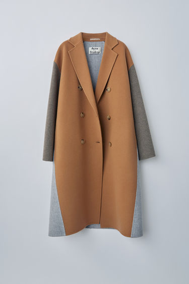 Ready-to-wear FN-WN-OUTW000191 Camel brown 375x