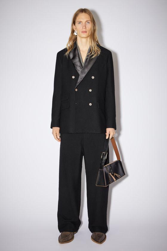 아크네 스튜디오 수트 자켓  Acne Studios Tailored suit jacket - Black