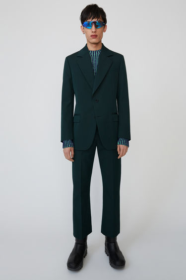 Ready-to-wear FN-MN-SUIT000019 Forest green/black 375x