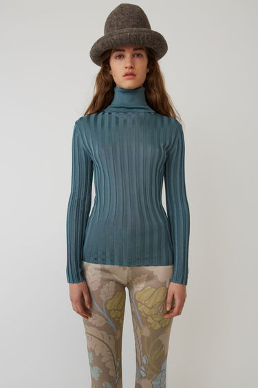 Acne Studios FN-WN-KNIT000004 Mineral blue 375x