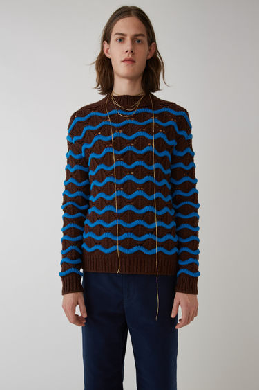 Ready-to-wear FN-MN-KNIT000011 Brown/blue 375x