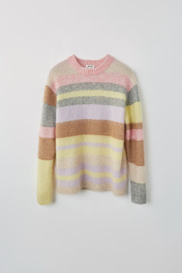 Ready-to-wear FN-WN-KNIT000162 Lilac/yellow multi 375x