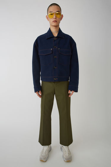 Acne Studios FN-MN-OUTW000004 Mineral blue 375x