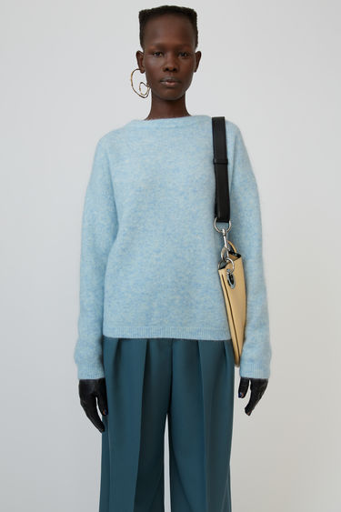 Acne Studios Dramatic Moh Dusty blue 375x