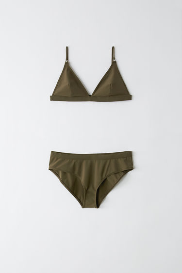 Underwear FN-WN-SWIM000003 Khaki green 375x