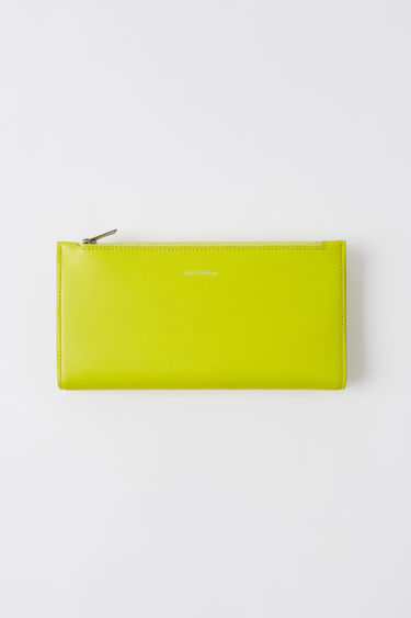 Leather goods FN-UX-SLGS000004 Lime green 375x