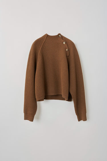 Ready-to-wear FN-WN-KNIT000139 Toffee brown 375x
