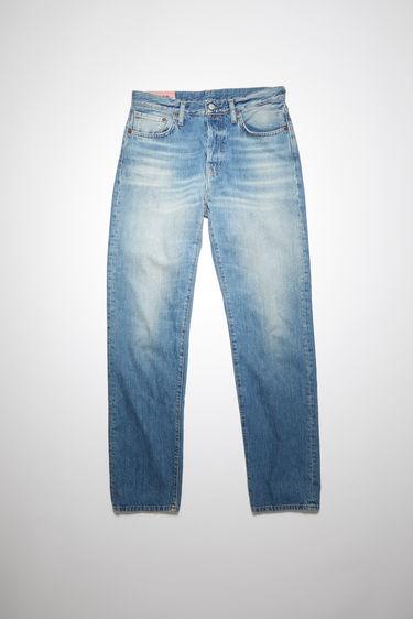 0b8cadf69162 Acne Studios Blå Konst – 5-Pocket-Jeans für Damen entdecken – Acne ...