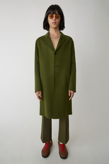 Acne Studios Chad Hunter green 750x