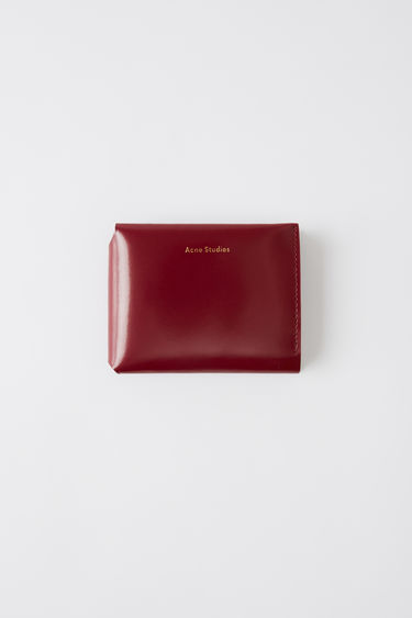 Leather goods FN-UX-SLGS000048 Burgundy 375x