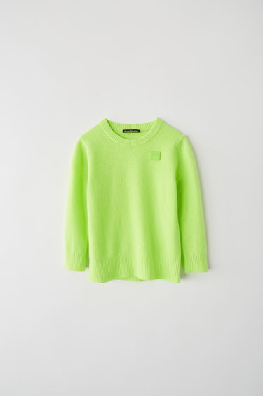 Miniature FA-MI-KNIT000008 Lime green 375x