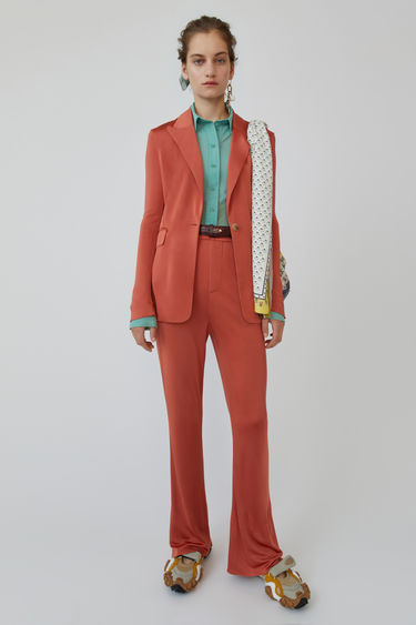 Ready-to-wear FN-WN-SUIT000025 Coral red 375x