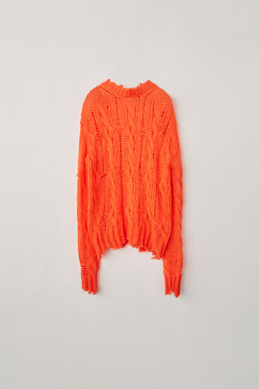 Ready-to-wear FN-WN-KNIT000153 Coral red 375x
