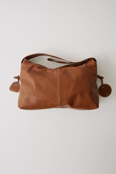 Acne Studios FN-WN-BAGS000014 Caramel brown 375x