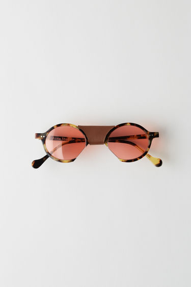 Accessories FN-UX-EYEW000009 Yellow brown/red 375x