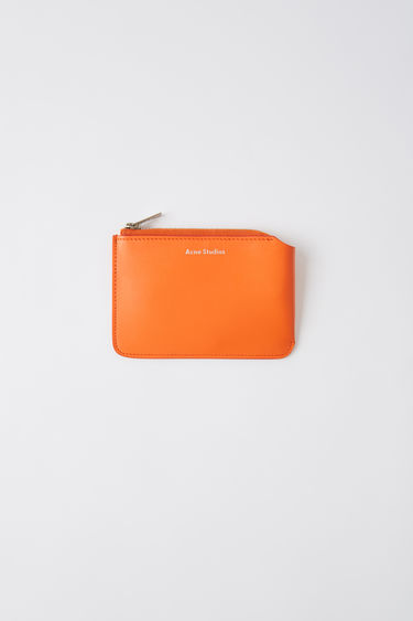 Leather goods Garnet S Orange 750x