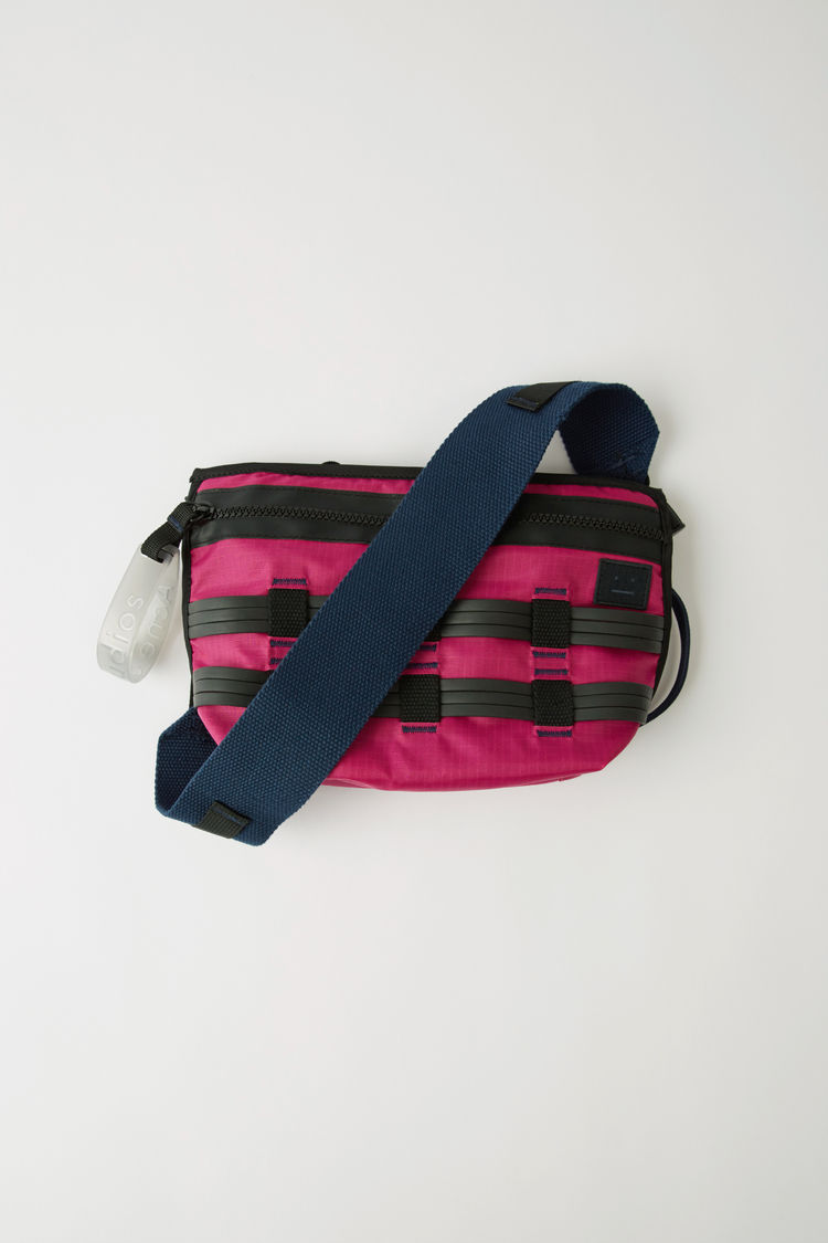 Sporty Bag Magenta Pink by Acne Studios