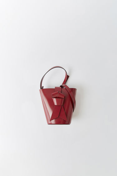Leather goods FN-WN-BAGS000037 Burgundy 375x