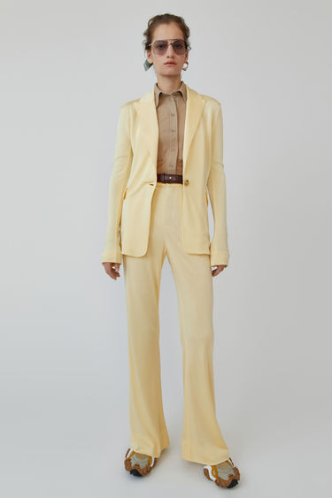 Ready-to-wear FN-WN-SUIT000025 Vanilla yellow 375x