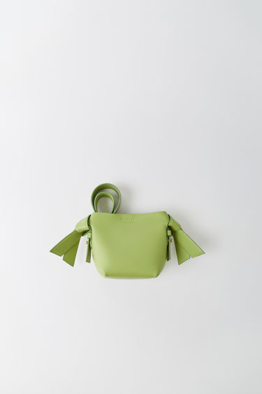 Leather goods FN-WN-BAGS000031 Pale green 375x