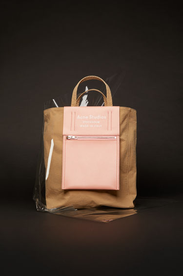 Leather goods FN-UX-BAGS000014 Brown/pink 375x