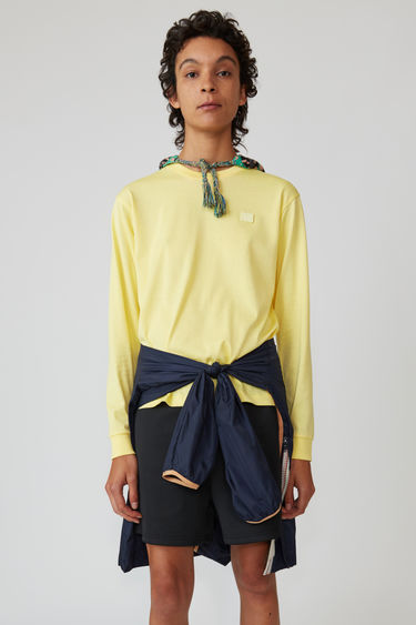 Ready-to-wear FA-UX-TSHI000018 Pale yellow 375x