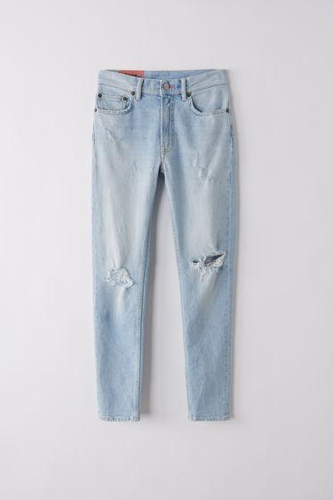 6f082bacd4c1 Acne Studios Blå Konst - Collection jeans cinq poches femme - Jeans ...