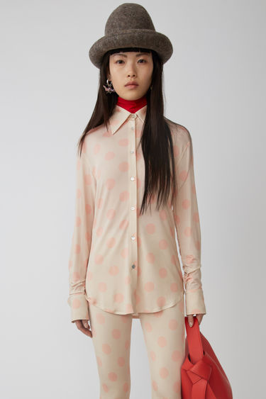 Ready-to-wear FN-WN-BLOU000041 Peach/pink 375x