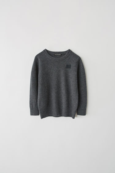Miniature FA-MI-KNIT000008 Dark grey melange 375x