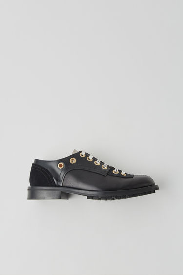 Acne Studios FN-MN-SHOE000005 Black 375x