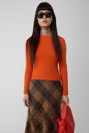 Acne Studios FN-WN-KNIT000025 Orange 375x