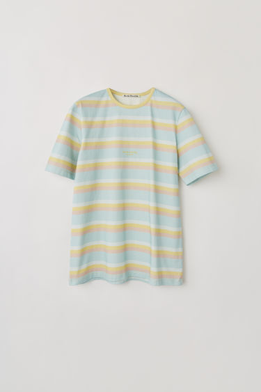 Acne Studios FN-WN-TSHI000054 Blue/multi 375x