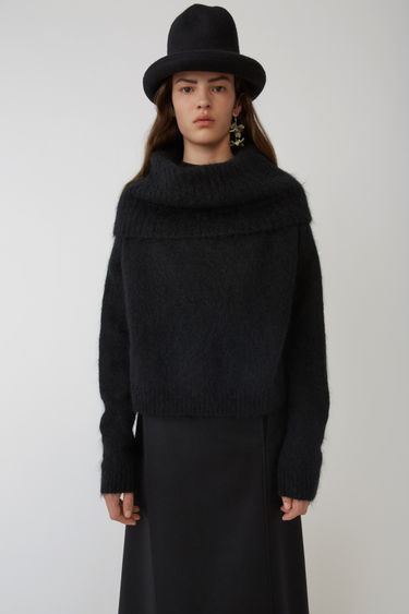 Acne Studios FN-WN-KNIT000009 Black 375x