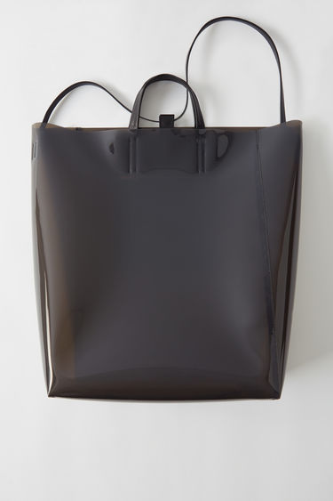 Acne Studios Baker Transparent Black 375x