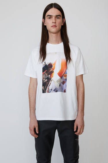 Acne Studios SS-UX-TSHI000006 Optic White 375x