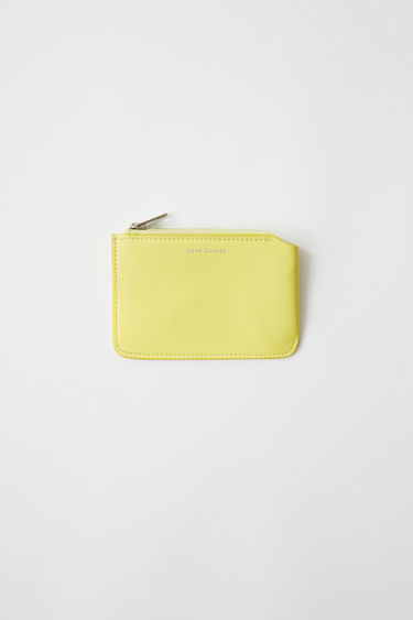 Leather goods Garnet S Pale yellow 375x
