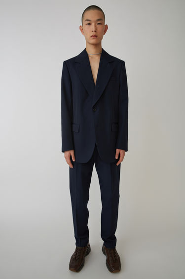 Acne Studios FN-MN-SUIT000006 Dark Blue 375x