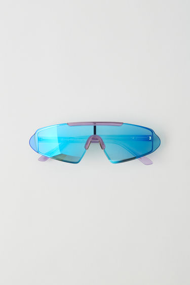 Accessories Bornt Purple/blue mirror 375x