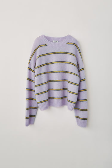 Ready-to-wear FN-WN-KNIT000163 Lilac/mustard 375x