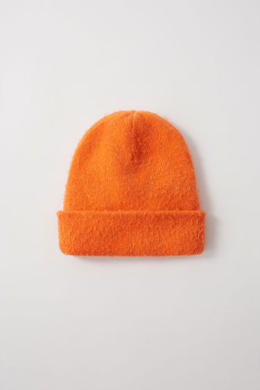 Accessories FN-UX-HATS000007 Pumpkin orange 375x