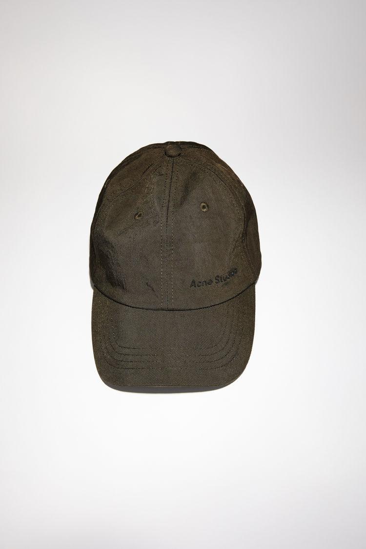 Flor NY Working Cap Extended Adjustable Tie Back Hat Unisex