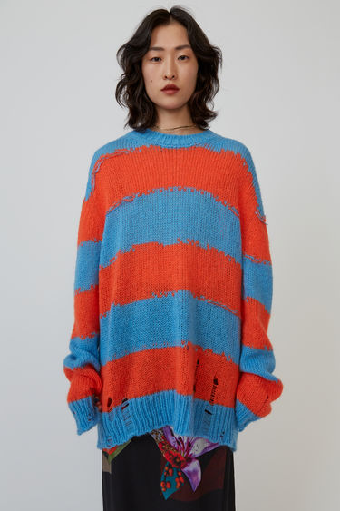 99a509aa Ready-to-wear FN-WN-KNIT000151 Blue/coral 375x