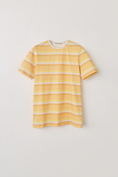 Acne Studios FN-WN-TSHI000054 Peach/multi 375x