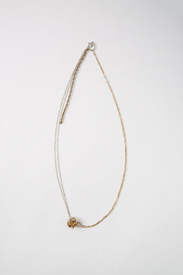 Accessories FN-WN-JEWE000023 金色/银色 375x